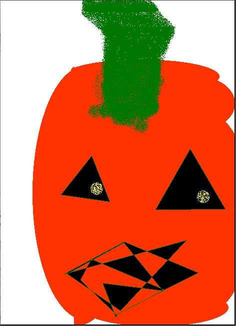 Pumpkin by AJ 2-107