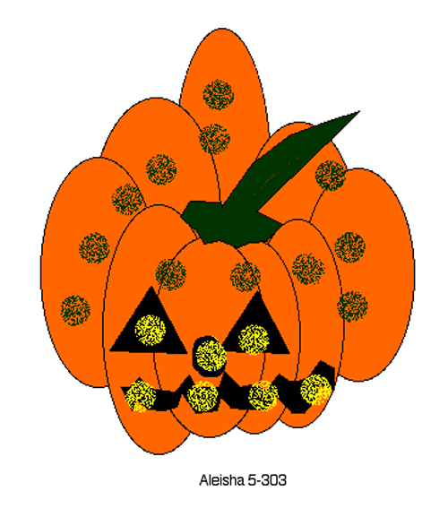 Aleisha's Pumpkin
