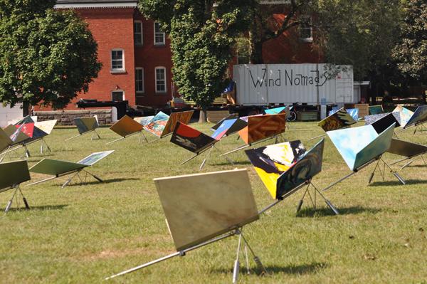 Wind Nomads