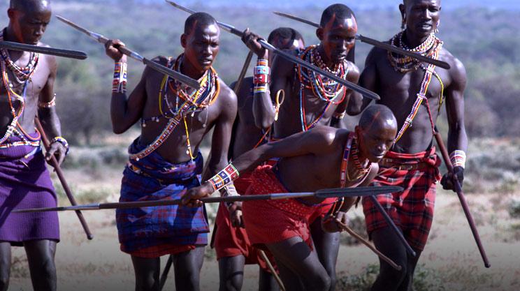 Geography Maasai