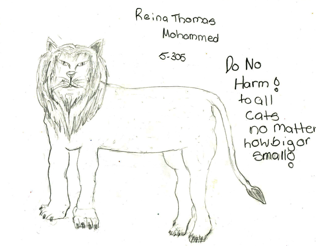 Reina Thomas Mohammed 5-305