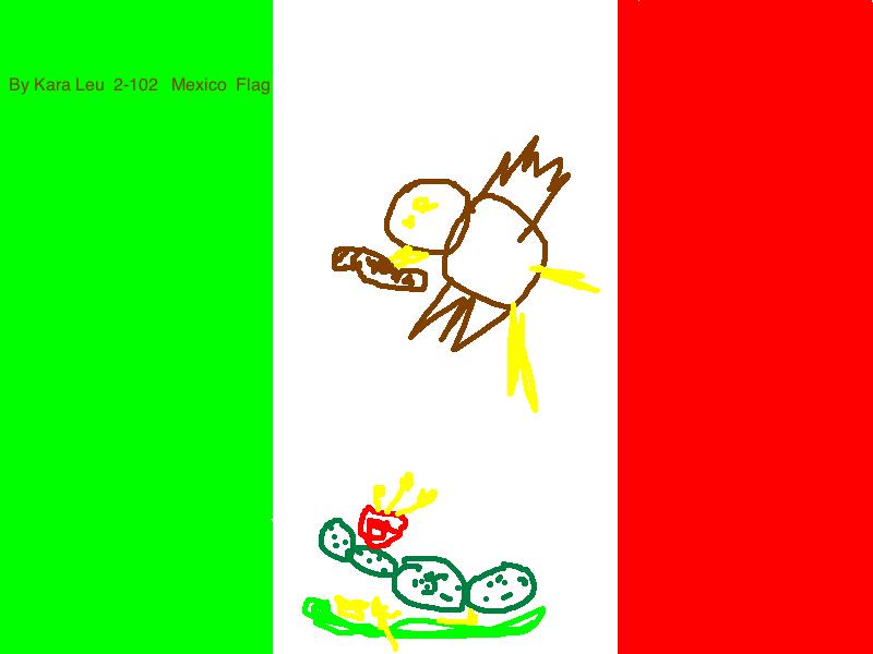 mexico flag3