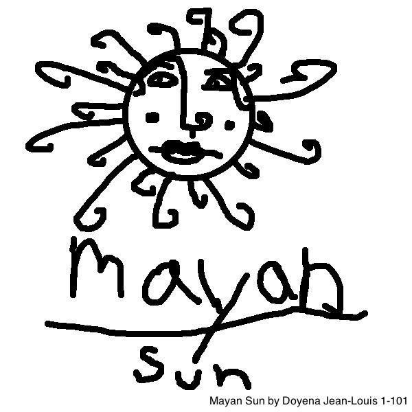 Ps 119 Amersfort School Of Social Awareness Mayan Symbols Patterns